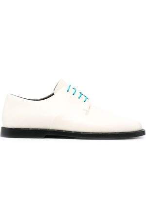 Camper Men Sneakers - Two-tone panel shoes