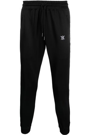 Daily paper Joggers - Logo-tape track-pants