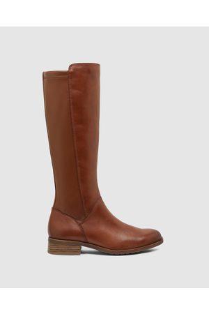 Easy Steps Women Knee High Boots - Alastair - Knee-High Boots (MID ) Alastair