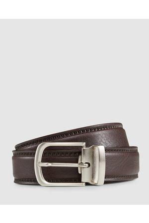Aquila Colton Belt - Belts (Chocolate) Colton Belt