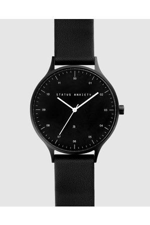 Status Anxiety Inertia Watch - Watches (Matte Case/ Face/ Strap) Inertia Watch