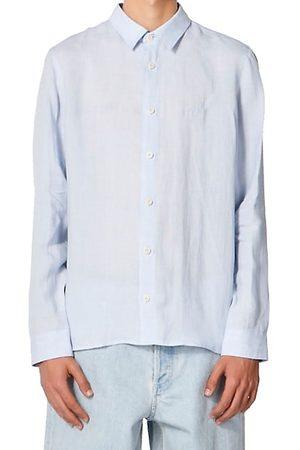 A.P.C. Vincent Linen Shirt