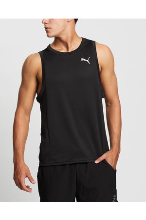 Puma Run Favourite Singlet - Muscle Tops Run Favourite Singlet