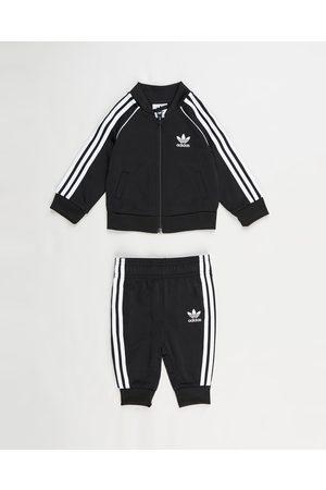 adidas Adicolor SST Tracksuit Babies Kids - Sweatpants ( & ) Adicolor SST Tracksuit - Babies-Kids