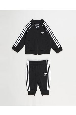 adidas Sports Pants - Adicolor SST Tracksuit Babies Kids - Sweatpants ( & ) Adicolor SST Tracksuit - Babies-Kids