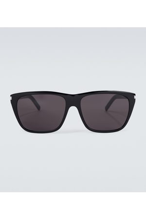 Saint Laurent Square-framed acetate sunglasses