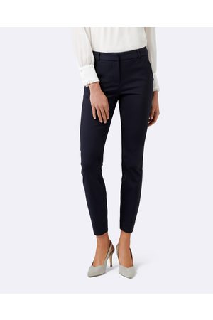 Forever New Grace 7 & 8th slim pants - Pants (Navy) Grace 7 & 8th slim pants
