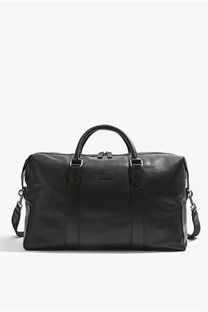 COUNTRY ROAD Men Travel Bags - Leather Weekender