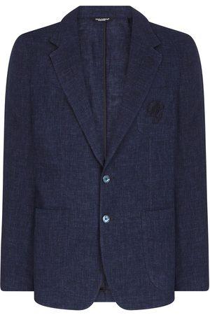 Dolce & Gabbana Men Blazers - Single-breasted blazer