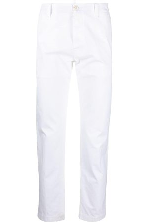 Dsquared2 Men Chinos - Cropped cotton chinos