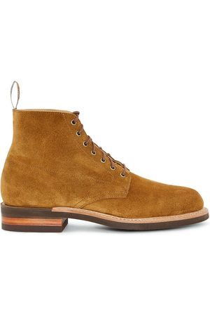 R.M.Williams Men Boots - Chunky lace-up suede boots