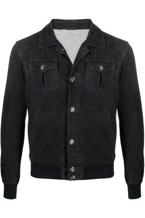Barba Men Leather Jackets - Leather shirt jacket