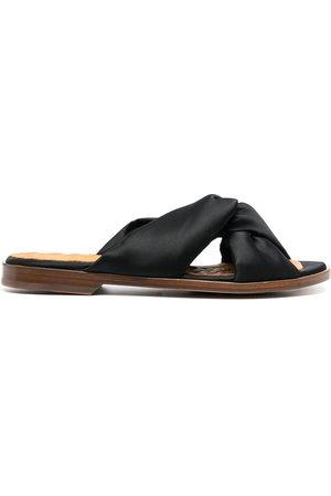 Chie Mihara Women Sandals - Wamuzan twist strap sandals