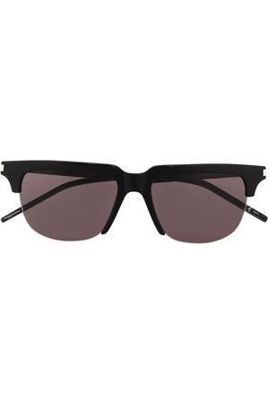 Saint Laurent Sunglasses - YSL Classic 11 half-rim sunglasses