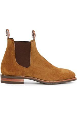 R.M.Williams Men Boots - Suede Chelsea boots