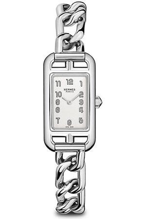 Hermès Nantucket 17MM Stainless Bracelet Watch