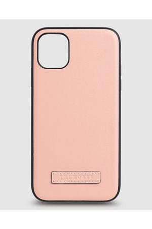 The Horse Women Phone Cases - IPhone 11 The Hybrid iPhone Cover - Tech Accessories (Blush iPhone 11) iPhone 11 - The Hybrid iPhone Cover