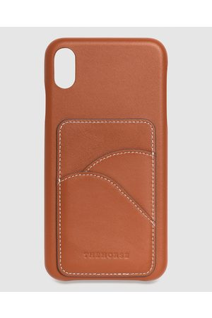 The Horse IPhone XS Max The Scalloped iPhone Cover - Tech Accessories (Tan iPhone XS Max) iPhone XS Max - The Scalloped iPhone Cover