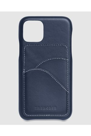 The Horse Women Phone Cases - IPhone 11 Pro The Scalloped iPhone Cover - Tech Accessories (Navy iPhone 11 Pro) iPhone 11 Pro - The Scalloped iPhone Cover