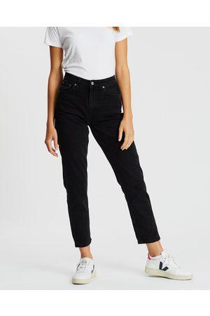 Nudie Jeans Women Slim - Breezy Britt Jeans - Slim ( Worn) Breezy Britt Jeans