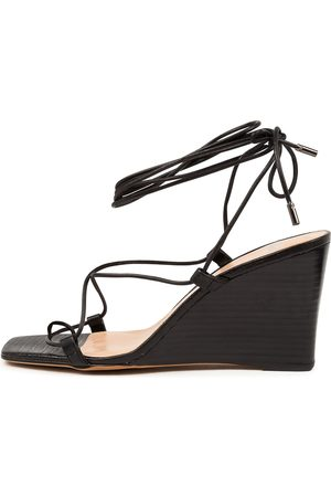 Mollini Alyoop Mo Heel Sandals Womens Shoes Casual Heeled Sandals