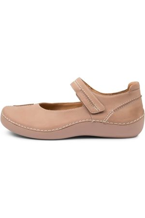 ZIERA Lilia Xw Zr Blush Shoes Womens Shoes Casual Flat Shoes