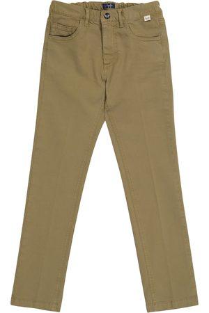 Il gufo Boys Pants - Straight cotton pants