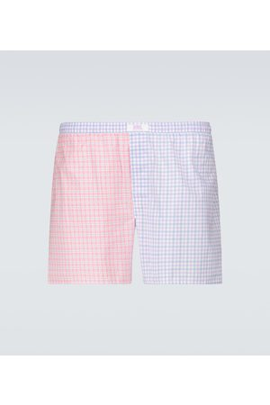 ERL Men Boxer Shorts - Wide striped boxer shorts