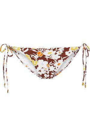 Tory Burch Floral bikini bottoms