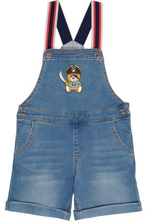 Moschino Bodysuits & All-In-Ones - Baby denim overalls