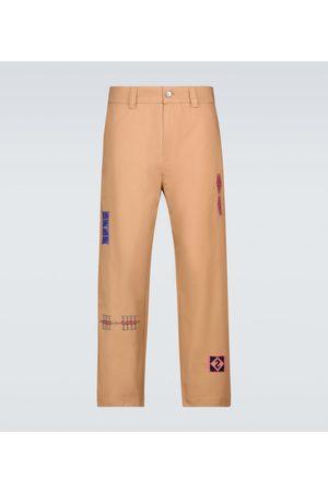 ADISH Makhlut cotton chino pants