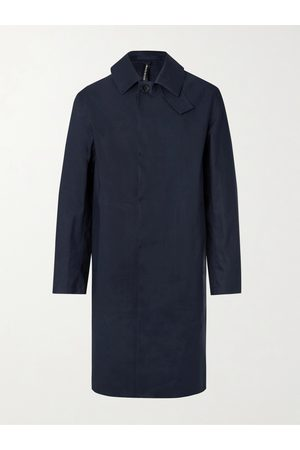 MACKINTOSH Men Trench Coats - Oxford Bonded Cotton Trench Coat