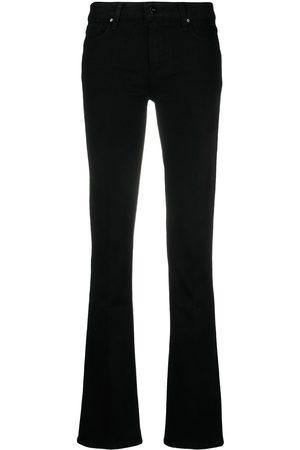 Paige Manhattan slim bootcut jeans
