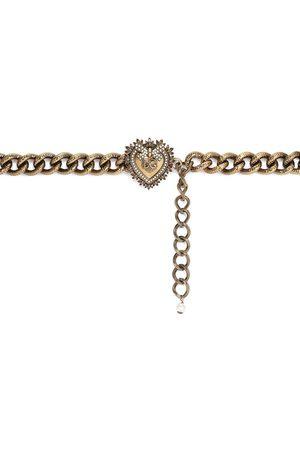 Dolce & Gabbana Devotion chain belt