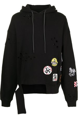 MOSTLY HEARD RARELY SEEN Felix Patch hoodie