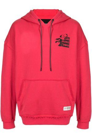 MOSTLY HEARD RARELY SEEN Men Hoodies - Felix Branded hoodie
