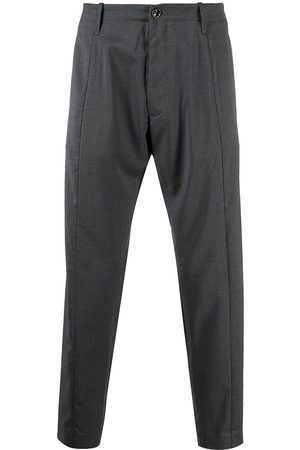 Nine In The Morning Men Formal Pants - Tapered cropped trousers