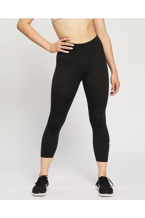 Nike One Mid Rise Capri Leggings - 7/8 Tights ( & ) One Mid-Rise Capri Leggings