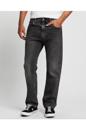 Levi's Men Straight - 551 Authentic Straight Jeans - Jeans (Swim Shad) 551 Authentic Straight Jeans