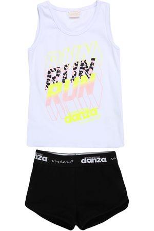 DIMENSIONE DANZA SISTERS Shorts sets