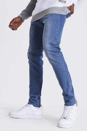 adidas Men Skinny - Mens Light Skinny Stretch Jean