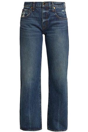 adidas Kerrie Straight-Leg Jeans