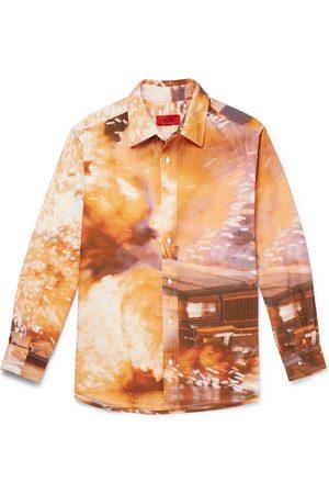 adidas Men Denim - Denim shirts