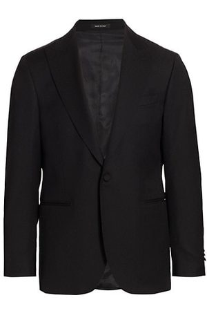 Saks Fifth Avenue Men Blazers - COLLECTION Textured Sportcoat