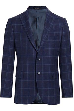 Saks Fifth Avenue Men Blazers - COLLECTION Tonal Plaid Sportcoat