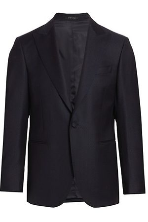 Saks Fifth Avenue COLLECTION Textured Sportcoat