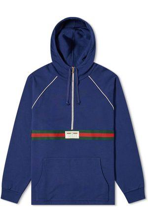 Gucci GRG Detail 1/2 ZIP Hoody