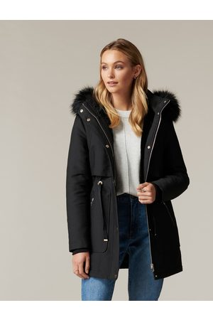 Forever New Women Parkas - Tiffany Long parka