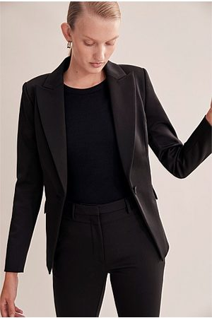COUNTRY ROAD Double Cloth Blazer