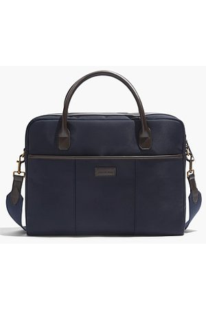 COUNTRY ROAD Brooklyn Briefcase - Navy